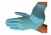 Hercules Powdered Disposable Nitrile Gloves