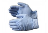 Hercules 8-Mil Powdered Disposable Nitrile Gloves