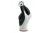 Ansell 11-624 Cut Resistant Gloves with Black Palm