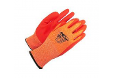 JagCut 1173HV Hi Visibilty Foam Nitrile Cut Protection Gloves