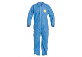 ProShield 120B Blue Economy Coveralls with Open Wrists and Ankles (25/cs), Ships FREE