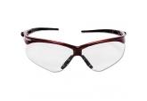 Jackson Nemesis 47378 Safety Glasses, Anti-Fog Lens