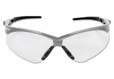 Jackson Nemesis 47388 Safety Glasses with a Clear Anti Fog Lens