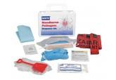 Bloodborne pathogen kit, bloodborne pathogen refill