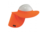 Ergodyne 12641, Chill It 6660 Sun Shade, Hi Viz Orange