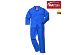 UBIZ1 Portwest Royal Blue Flame Resistant Coveralls 9.5 oz