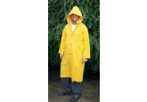 "River City 200C Rain Jacket 49""s in Length"