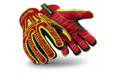 Cold weather impact gloves