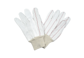 100% Cotton Corded Double Palm Gloves