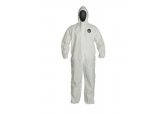 ProSheild 60 NexGen Coveralls with attached Hood ( 25 / cs ) Ships FREE