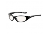 Jackson Safety Hellraiser Safety Glasses with Clear Anti-Fog Lens 28615