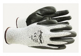 Jaguar 3135 Nitrile Coated Cut Resistant Gloves Cut Level 4