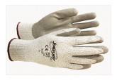 Jaguar 3137 Cut Resistant Gloves Coated with Polyurethane, Cut Level 4