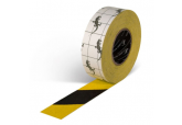 "Gator Grip Premium Anti Slip Tape Yellow and Black 2"" x 60'"