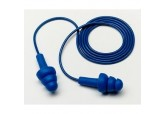 3M 340-4007 Corded Ultra Fit Metal Detectable Earplugs, 25 NRR, 3M ear plugs