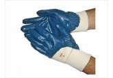 Medium Weight Nitrile Palm Coated Work Gloves DZ