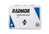 10 Person Plastic First Aid Kit, Class A