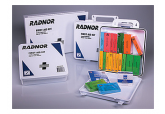 50 Person Plastic First Aid Kit, Class B