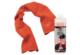 Ergodyne 6602 Chill-Its Hi Viz Orange Evaporative Cooling Towel