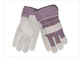 "Shoulder Split Single Leather Palm Glove 2.5"" Cuff"