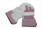 "Select Shoulder Split Leather Palm Glove 2.5"" Cuff"