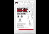 """Crew Style"" SAS Gen-Nex All Purpose Coveralls(Case / 24)"