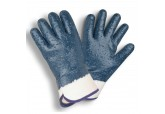 Cordova #6860R Fully Coated Nitrile Gloves with Safety Cuff and Rough Finish (DZ)