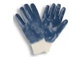 Cordova Safety 6885 Nitrile Coated Brawler Gloves Knit Wrist (DZ)