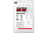 """Hooded Style"" SAS Gen-Nex All Purpose Coveralls(Case/24)"