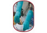 "Nitri-Solve 19"" Nitrile Gloves by Best Glove 747"