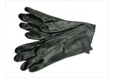 "18"" Single Dip PVC Chemical Resistant Gloves"