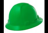 Briggs Full Brim Hard Hat, Green HBFE-7G SHIPS FREE