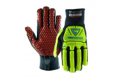 Westchester 87030 Rig Cat Impact Gloves with Cut Resistance