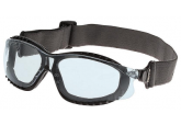 Sector Safety Goggles by Lift Safety with Blue lens EHD-8B