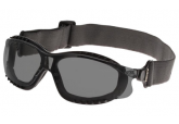 Sector Safety Goggles by Lift Safety with Grey lens EHD-8ST