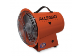 "Allegro 9506 DC 8"" Axial Metal Blower"