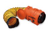 "Allegro 9553-15 16"" AC Blower and 15 Foot Ducting"