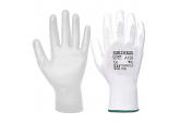 Portwest A120 PU Coated Gloves White