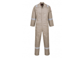 Portwest Flame Resistant Araflame Coveralls Khaki AF 73