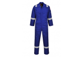 Portwest Flame Resistant Araflame Coveralls Royal Blue AF 73, 4.5 oz, SHIPS FREE
