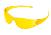 Crews Checkmate Ck114 Safety Glasses with Amber Lens