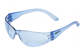 Crews Checklite CL 113 Safety Glasses with Blue Lens