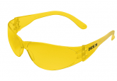 Crews Checklite CL114 Safety Glasses with Amber Lens
