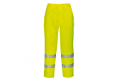 Portwest E041 Hi Visibility Yellow Cotton Pants