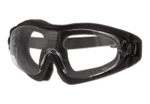 Refuge Safety Goggles with Foam Lining and Clear Lens ERE-8C