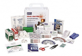 North 50 Person Class A First Aid Kit w/ FREE SHIPPING