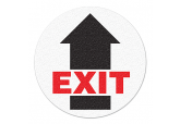 "Anti Slip ""EXIT"" Floor Sign--17"""