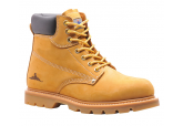 Portwest FW17 Tan Steel Toe Boots w/FREE SHIPPING