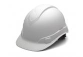 Pyramex RidgeLine Shiny White Graphite HP44116S Cap Style