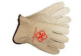 Standard Grain Leather Driver Work Gloves